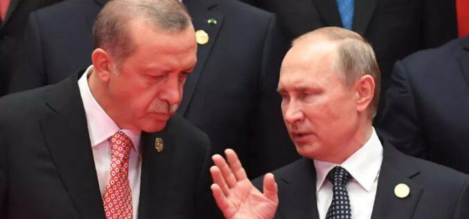 Путин Су-24 атып түсірілгелі бері алғаш рет Түркияға барды