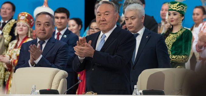 Назарбаев Димашқа өз батасын берді