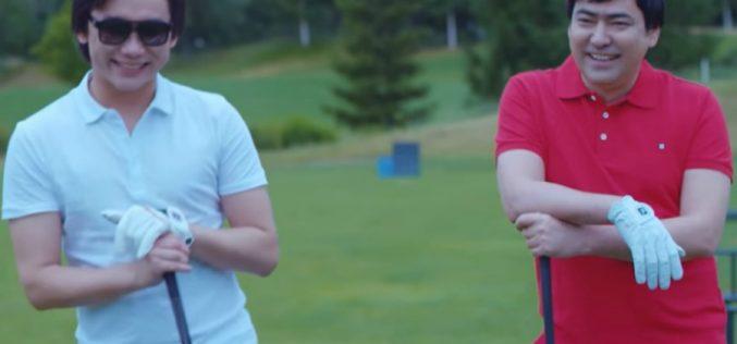 Мейрамбек пен Қайрат бірлесіп түсірген бейнебаян жарыққа шықты (видео)