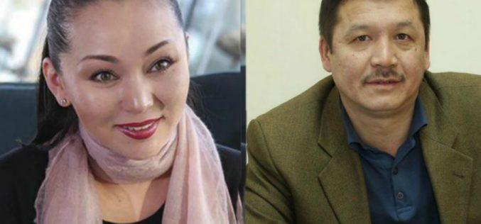 Қазақ журналистері Баян ЕСЕНТАЕВАны Жазушылар Одағының хатшысы етуді ұсынды