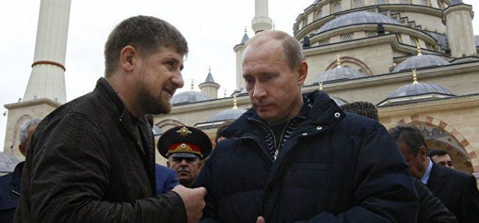 Путин мұсылмандарды қорғаған Рамзан Қадыровқа жауап берді