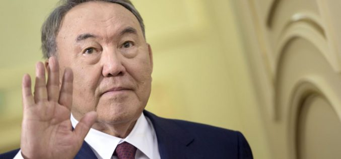 АҚШ-қа ат басын бұрған Назарбаевты қалай күтіп алды? (видео)