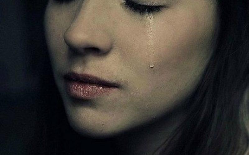 Картинки слеза по щеке