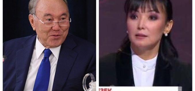 Дина Елгезек: Президенттің отставкаға кетуін талап етемін!
