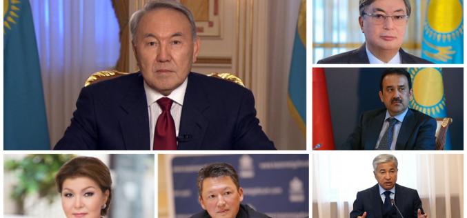 Америкалық журналистер Назарбаевтан кейін кім президент болатынын болжады