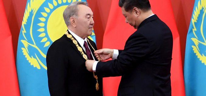 Назарбаев: Қытаймен арадағы барлық өзекті мәселелер шешімін тапты