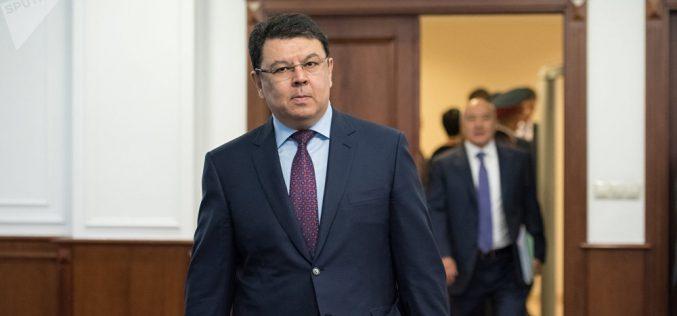 Энергетика министрі Қанат Бозымбаевтың қаза болғаны туралы ақпарат тарады