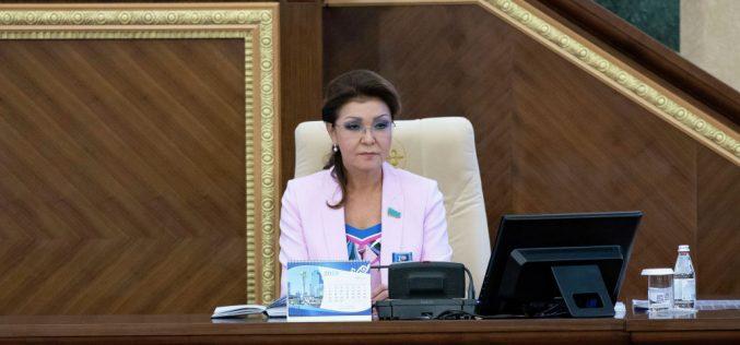Тоқаев Дариға Назарбаеваның қызметіне қатысты жарлыққа қол қойды