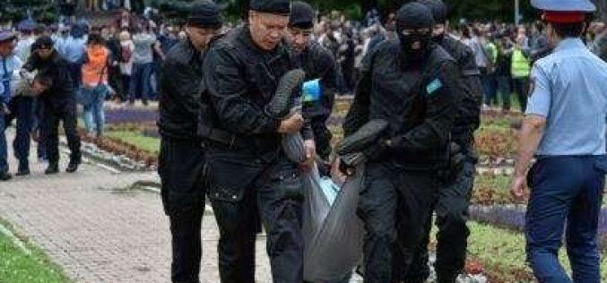 БҰҰ Нұр-Сұлтанды саяси тұтқындарды босатуға шақырды