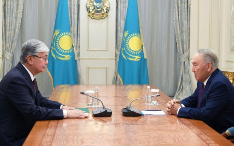 Бұдан былай Тоқаев лауазымды тұлғаларды Назарбаевтың келісімімен тағайындайды