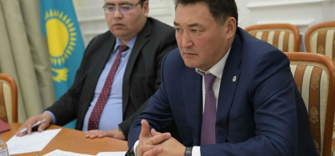 Бакауов емес, оның орынбасарының ұсталғаны хабарланды