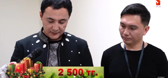 «2500 теңге»: Отандық әншілер ауру балаларға қанша қаржы жұмсағанын білесіз бе? (видео)