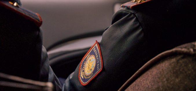 Екібастұзда полиция қызметкері көлік ішінен өлі күйінде табылды