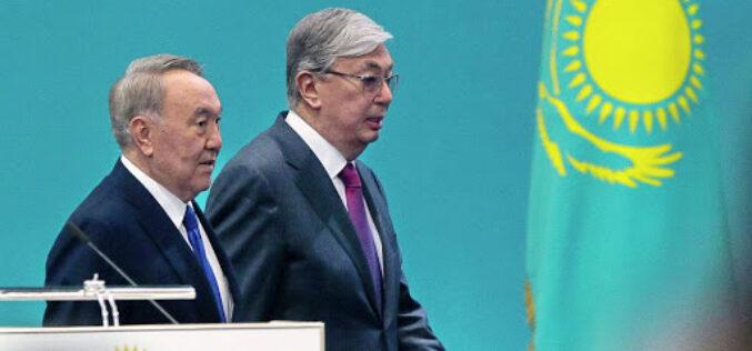 Тоқаев: Биыл Назарбаевтың 80 жылдық мерейтойын тойлаймыз